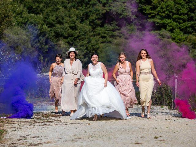 Le mariage de Anis et Cécile à Vallons-de-l'Erdre, Loire Atlantique 142