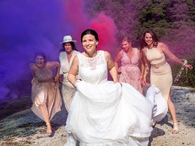 Le mariage de Anis et Cécile à Vallons-de-l'Erdre, Loire Atlantique 144