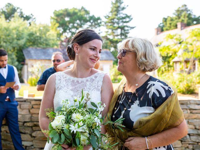 Le mariage de Anis et Cécile à Vallons-de-l'Erdre, Loire Atlantique 155