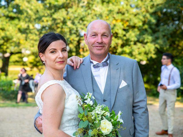 Le mariage de Anis et Cécile à Vallons-de-l'Erdre, Loire Atlantique 156