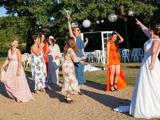 Le mariage de Anis et Cécile à Vallons-de-l'Erdre, Loire Atlantique 186