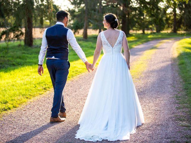 Le mariage de Anis et Cécile à Vallons-de-l'Erdre, Loire Atlantique 192