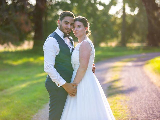 Le mariage de Anis et Cécile à Vallons-de-l'Erdre, Loire Atlantique 197