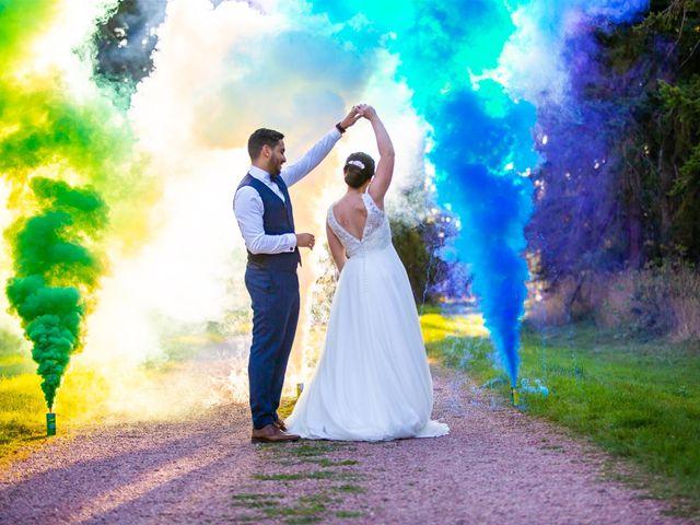 Le mariage de Anis et Cécile à Vallons-de-l'Erdre, Loire Atlantique 200