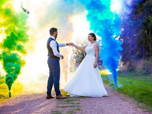 Le mariage de Anis et Cécile à Vallons-de-l'Erdre, Loire Atlantique 1