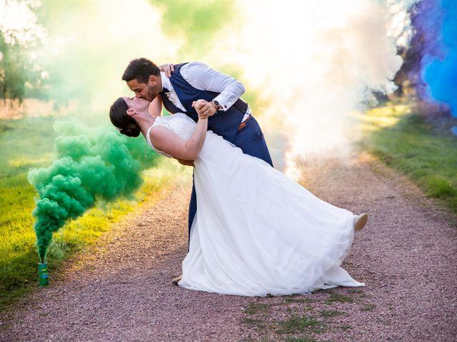 Le mariage de Anis et Cécile à Vallons-de-l'Erdre, Loire Atlantique 202