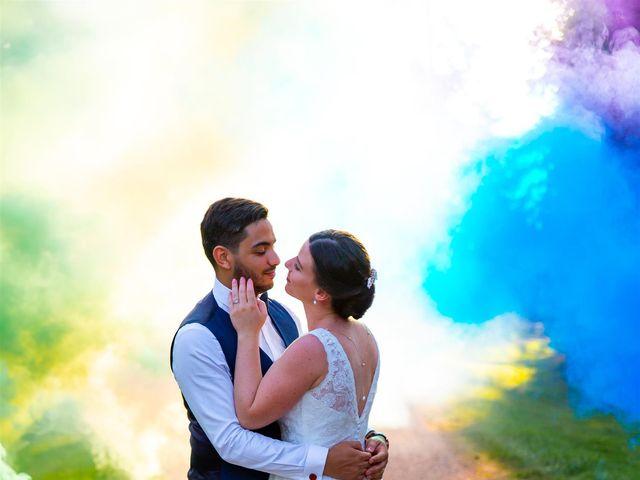 Le mariage de Anis et Cécile à Vallons-de-l'Erdre, Loire Atlantique 205