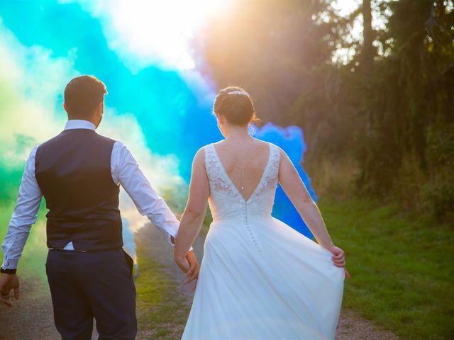 Le mariage de Anis et Cécile à Vallons-de-l'Erdre, Loire Atlantique 206