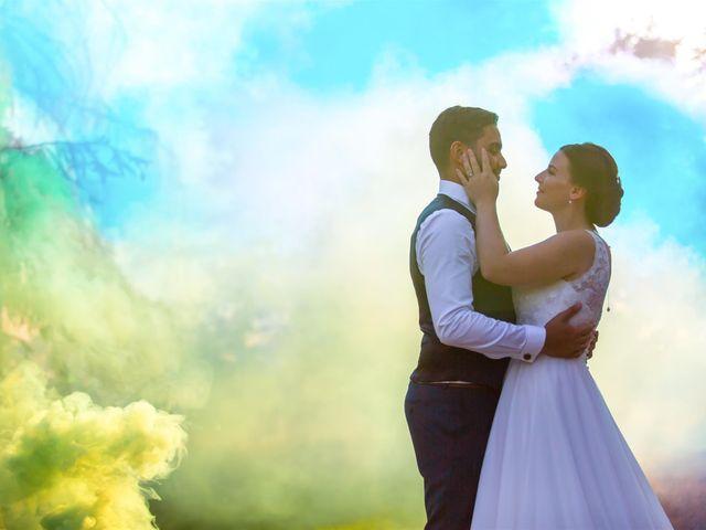 Le mariage de Anis et Cécile à Vallons-de-l'Erdre, Loire Atlantique 208