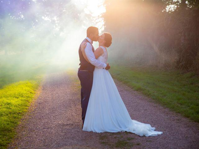 Le mariage de Anis et Cécile à Vallons-de-l'Erdre, Loire Atlantique 211