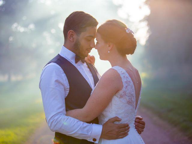 Le mariage de Anis et Cécile à Vallons-de-l'Erdre, Loire Atlantique 213