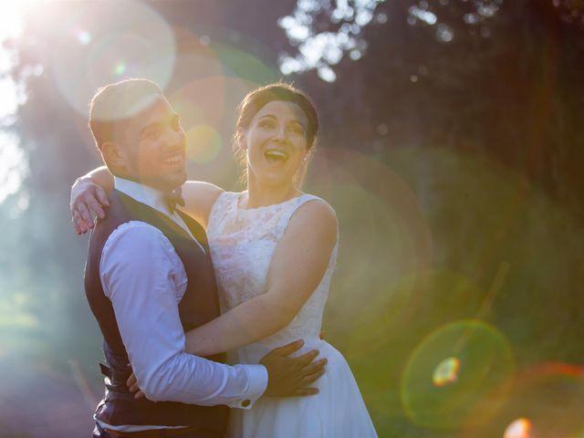 Le mariage de Anis et Cécile à Vallons-de-l'Erdre, Loire Atlantique 215
