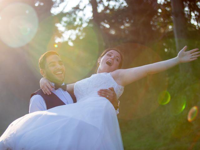 Le mariage de Anis et Cécile à Vallons-de-l'Erdre, Loire Atlantique 216