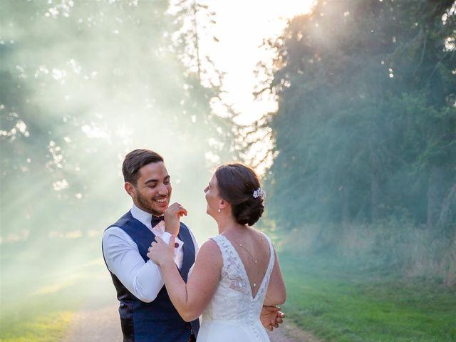 Le mariage de Anis et Cécile à Vallons-de-l'Erdre, Loire Atlantique 217