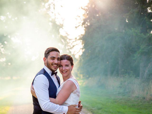 Le mariage de Anis et Cécile à Vallons-de-l'Erdre, Loire Atlantique 218