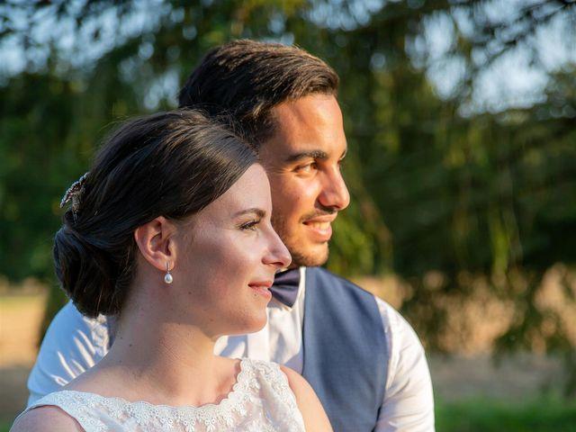 Le mariage de Anis et Cécile à Vallons-de-l'Erdre, Loire Atlantique 222