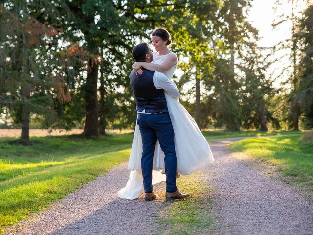 Le mariage de Anis et Cécile à Vallons-de-l'Erdre, Loire Atlantique 228