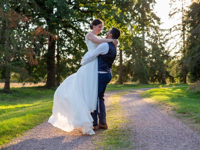 Le mariage de Anis et Cécile à Vallons-de-l'Erdre, Loire Atlantique 229
