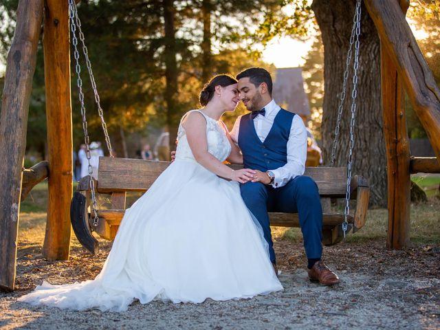 Le mariage de Anis et Cécile à Vallons-de-l'Erdre, Loire Atlantique 234