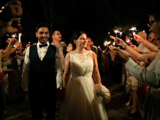 Le mariage de Anis et Cécile à Vallons-de-l'Erdre, Loire Atlantique 2