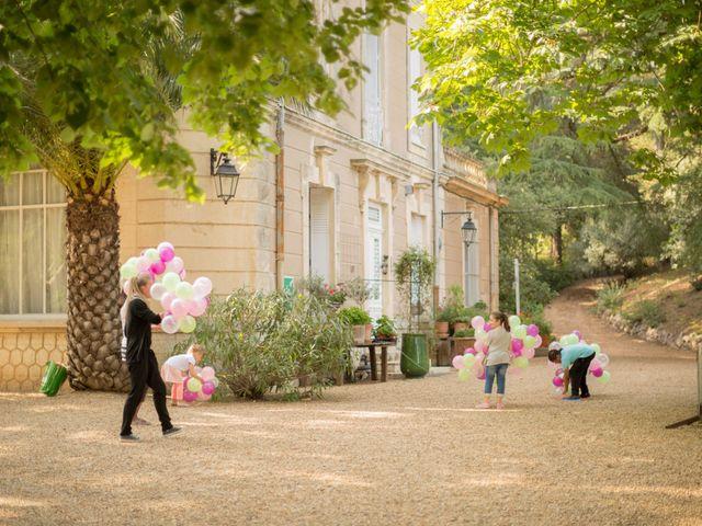 Le mariage de Benjamin et Zina à Montpellier, Hérault 4