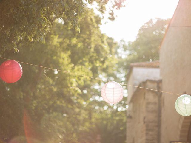 Le mariage de Benjamin et Zina à Montpellier, Hérault 35