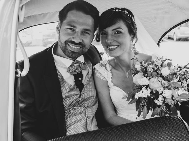Le mariage de Sonia et Benoît