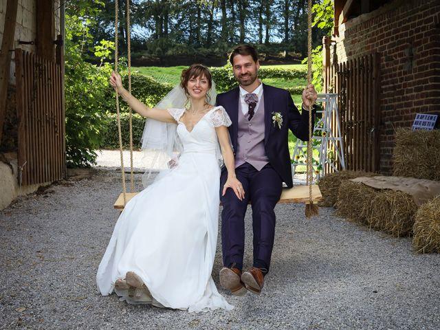 Le mariage de Benoît et Sonia à Montcavrel, Pas-de-Calais 35