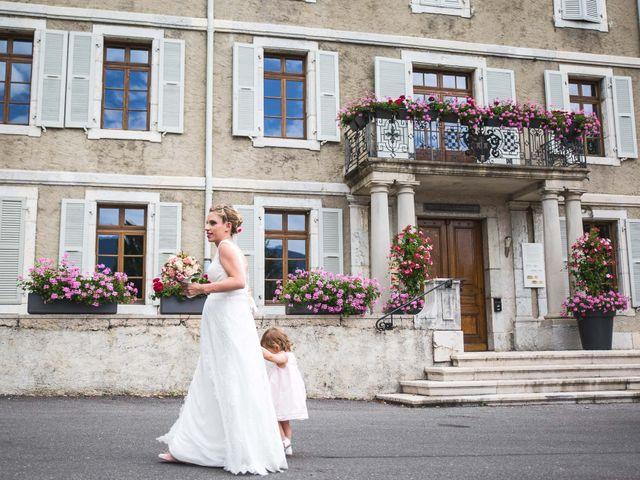 Le mariage de Andrew et Sara à Genève, Genève 2