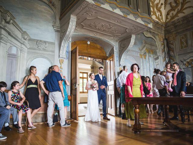 Le mariage de Andrew et Sara à Genève, Genève 10