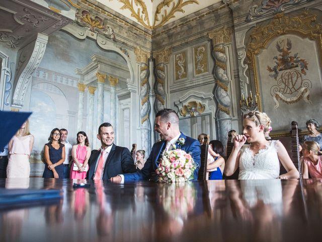Le mariage de Andrew et Sara à Genève, Genève 13