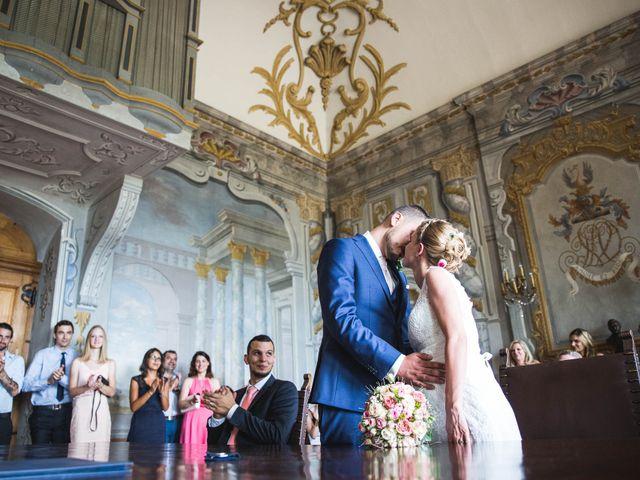 Le mariage de Andrew et Sara à Genève, Genève 17
