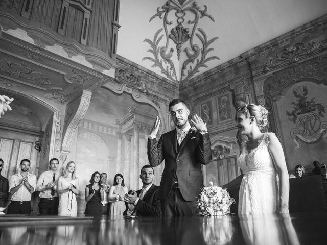 Le mariage de Andrew et Sara à Genève, Genève 18
