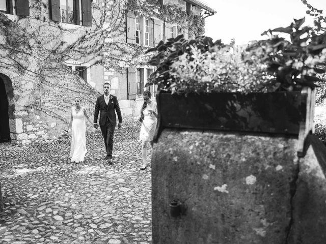 Le mariage de Andrew et Sara à Genève, Genève 21