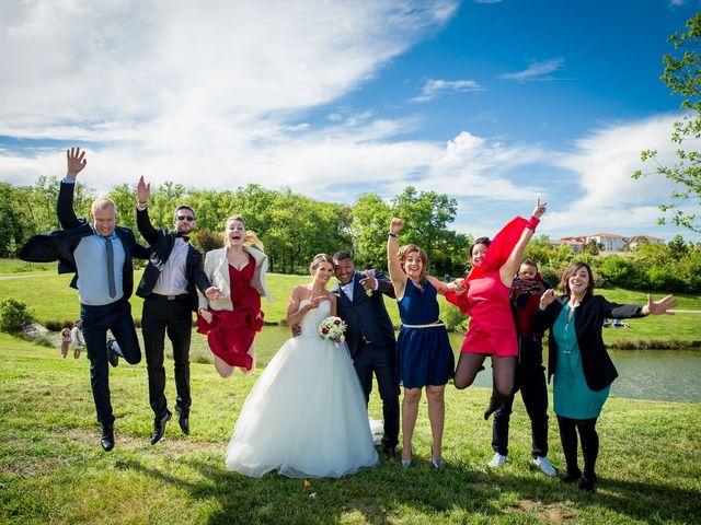 Le mariage de Sofiane et Aurélie à Colomiers, Haute-Garonne 26