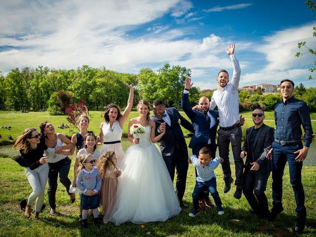 Le mariage de Sofiane et Aurélie à Colomiers, Haute-Garonne 27