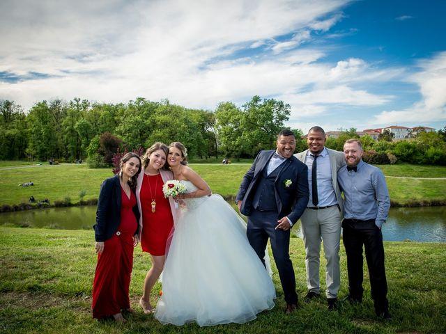 Le mariage de Sofiane et Aurélie à Colomiers, Haute-Garonne 28