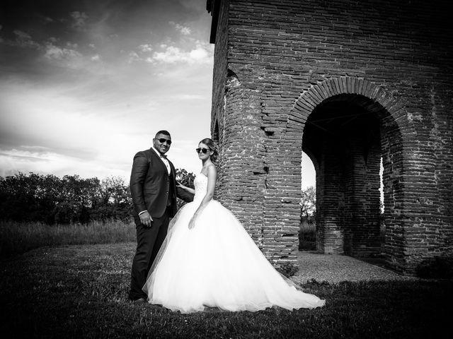 Le mariage de Sofiane et Aurélie à Colomiers, Haute-Garonne 35