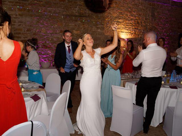 Le mariage de Mikael et Fanny à Sonnaz, Savoie 2