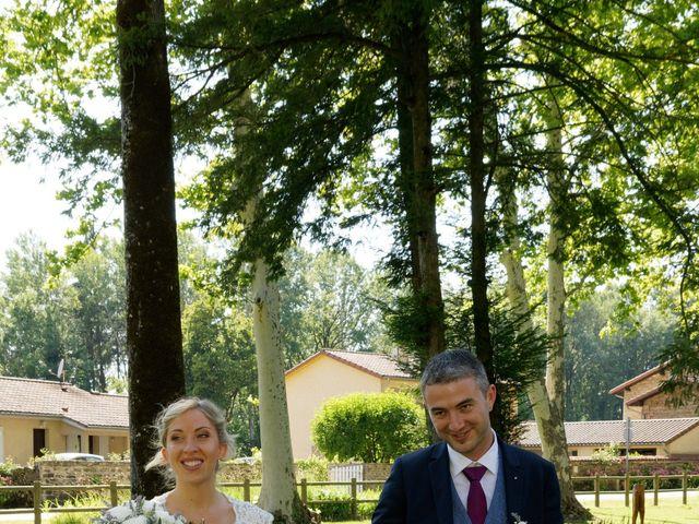 Le mariage de Mikael et Fanny à Sonnaz, Savoie 7