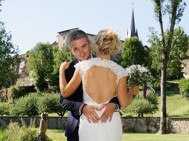 Le mariage de Mikael et Fanny à Sonnaz, Savoie 8