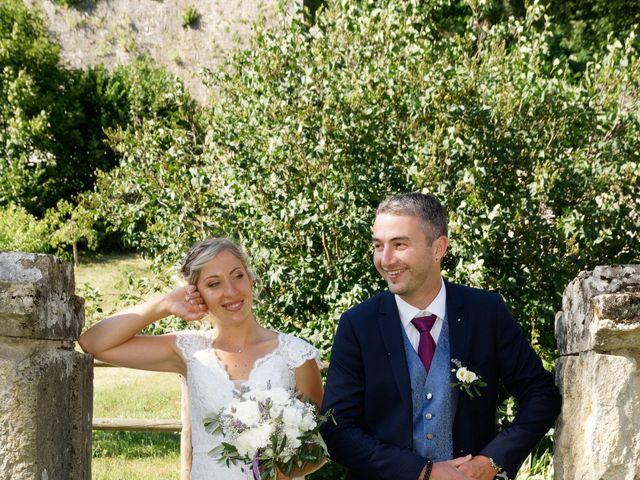 Le mariage de Mikael et Fanny à Sonnaz, Savoie 10