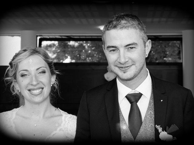 Le mariage de Mikael et Fanny à Sonnaz, Savoie 15
