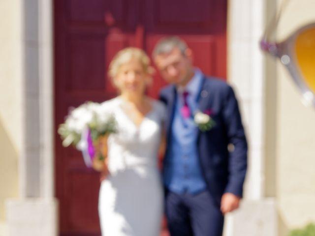 Le mariage de Mikael et Fanny à Sonnaz, Savoie 16