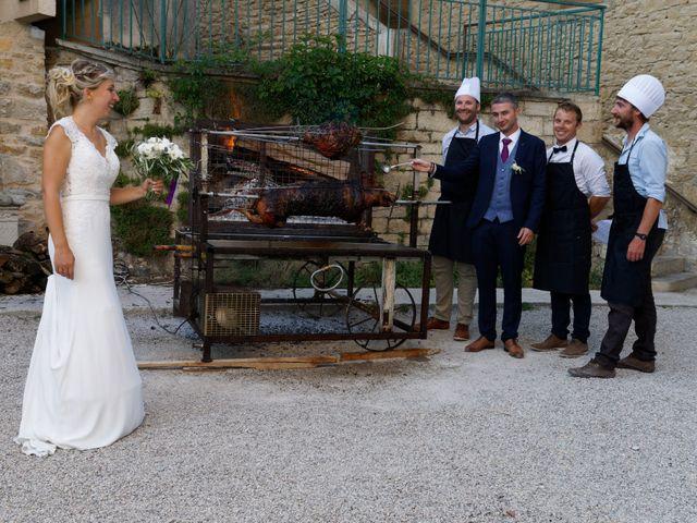 Le mariage de Mikael et Fanny à Sonnaz, Savoie 22