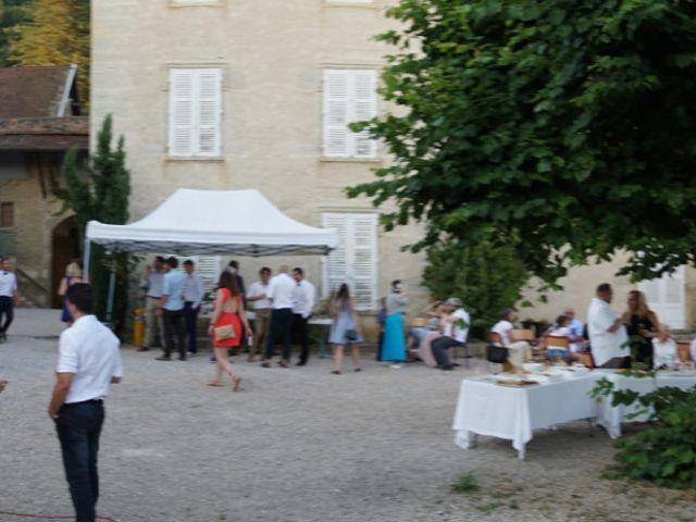 Le mariage de Mikael et Fanny à Sonnaz, Savoie 23