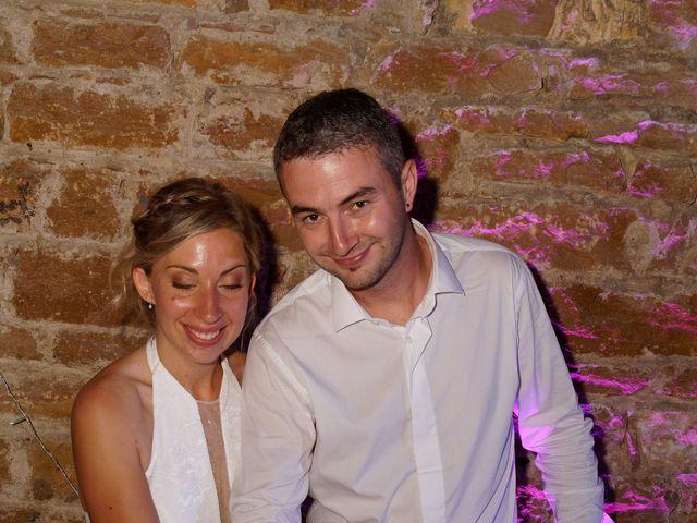 Le mariage de Mikael et Fanny à Sonnaz, Savoie 25