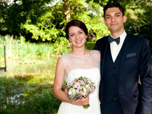 Le mariage de Caroline et Arnaud