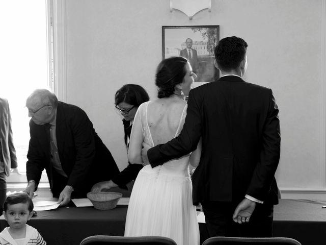 Le mariage de Arnaud et Caroline à Saint-Laurent-sur-Saône, Ain 6