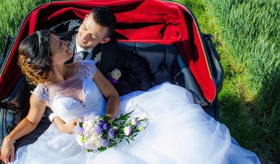 Le mariage de Francesco et Elodie  à Blotzheim, Haut Rhin